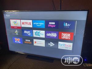 Hitachi 58inch 4K Uhd Hdr LED Smart TV | TV & DVD Equipment for sale in Lagos State, Ojo