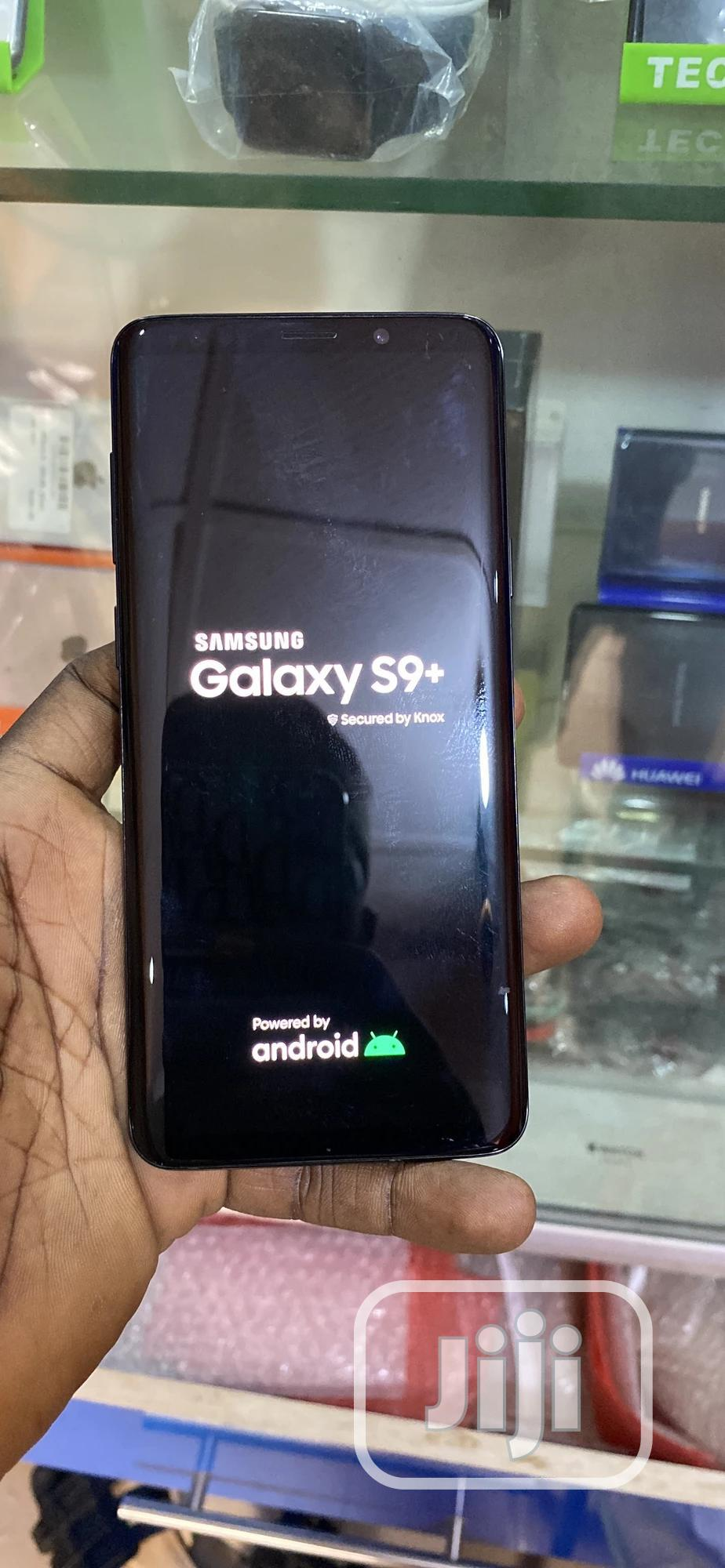 Samsung Galaxy S9 Plus 64 GB Black | Mobile Phones for sale in Sagamu, Ogun State, Nigeria