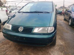 Volkswagen Sharan 2000 2.8 Green | Cars for sale in Lagos State, Ifako-Ijaiye