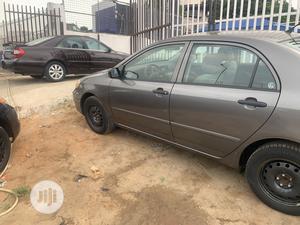 Toyota Corolla 2005 Sedan Gray | Cars for sale in Lagos State, Ikeja