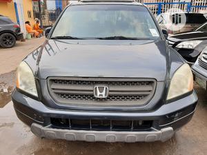Honda Pilot 2003 Gray | Cars for sale in Lagos State, Ifako-Ijaiye