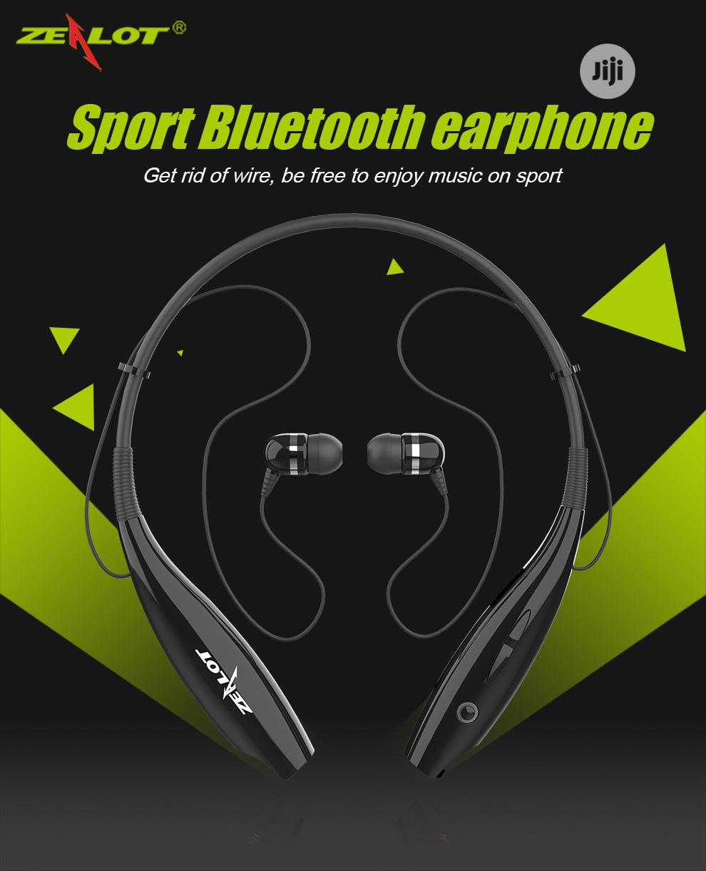 T9 Halter-neck Style Wireless Stereo Bluetooth Headset | Headphones for sale in Uvwie, Delta State, Nigeria