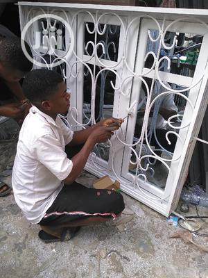 Casement Window With Protector   Windows for sale in Lagos State, Ikeja