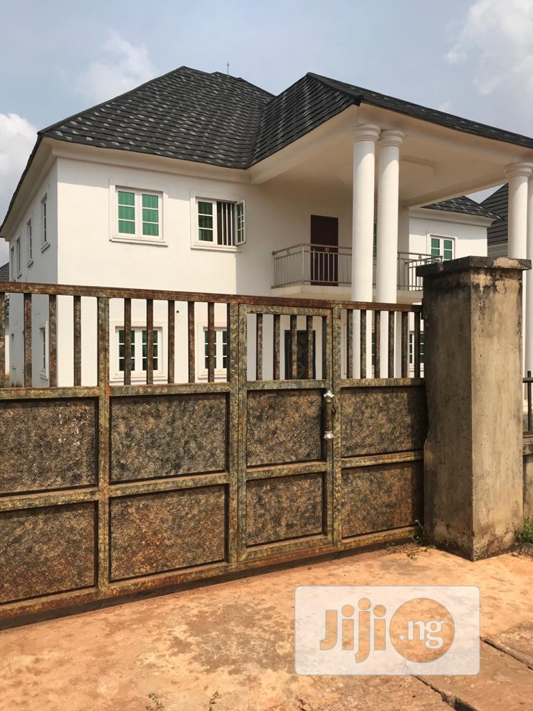 Twins 7bedroom Duplex in Ngozika