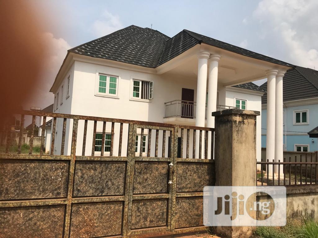 Twins 7bedroom Duplex in Ngozika | Houses & Apartments For Sale for sale in Awka, Anambra State, Nigeria