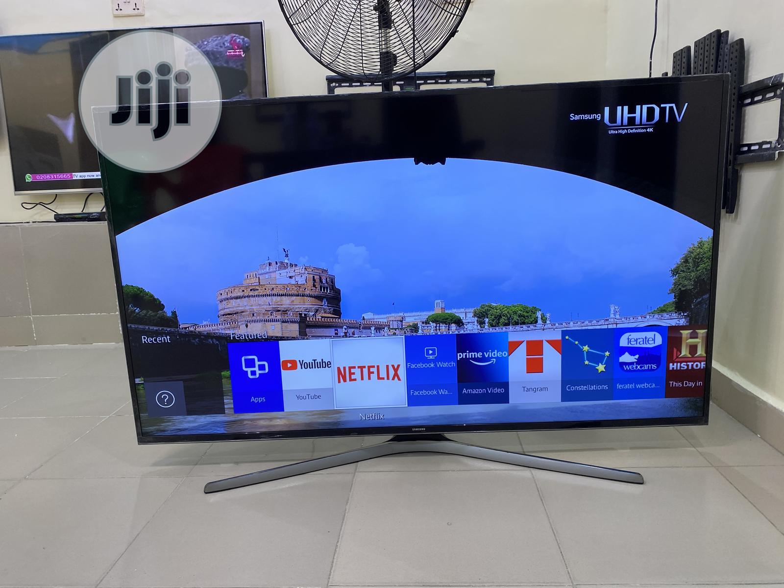 60 Samsung UE60JU6800 4K Ultra HD Freeview HD Smart LED