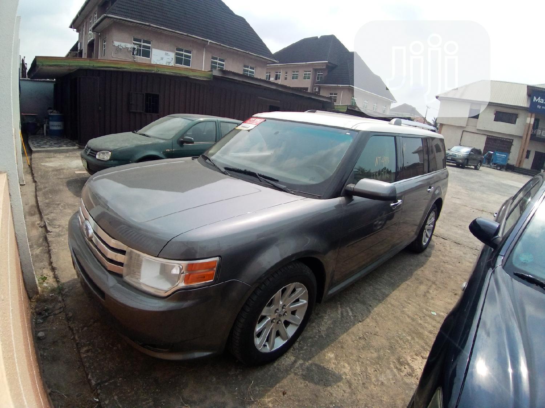 Ford Flex 2010 Limited Gray