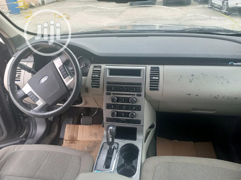 Ford Flex 2010 Limited Gray   Cars for sale in Amuwo-Odofin, Lagos State, Nigeria