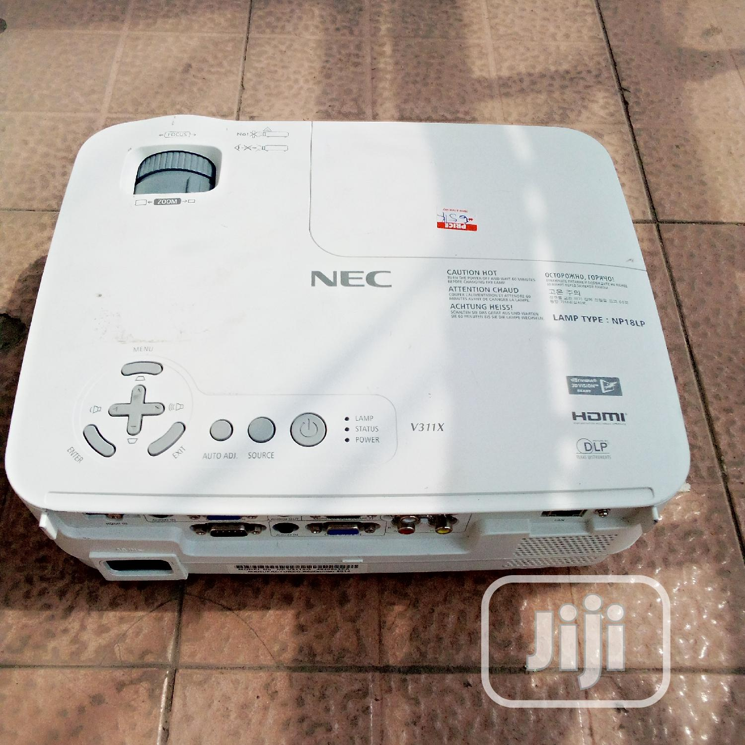 Archive: Nec Projector V311x