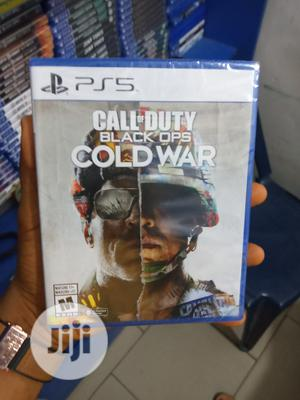 Call of Duty Black Ops Cold War for Ps5 | Video Games for sale in Lagos State, Ikeja