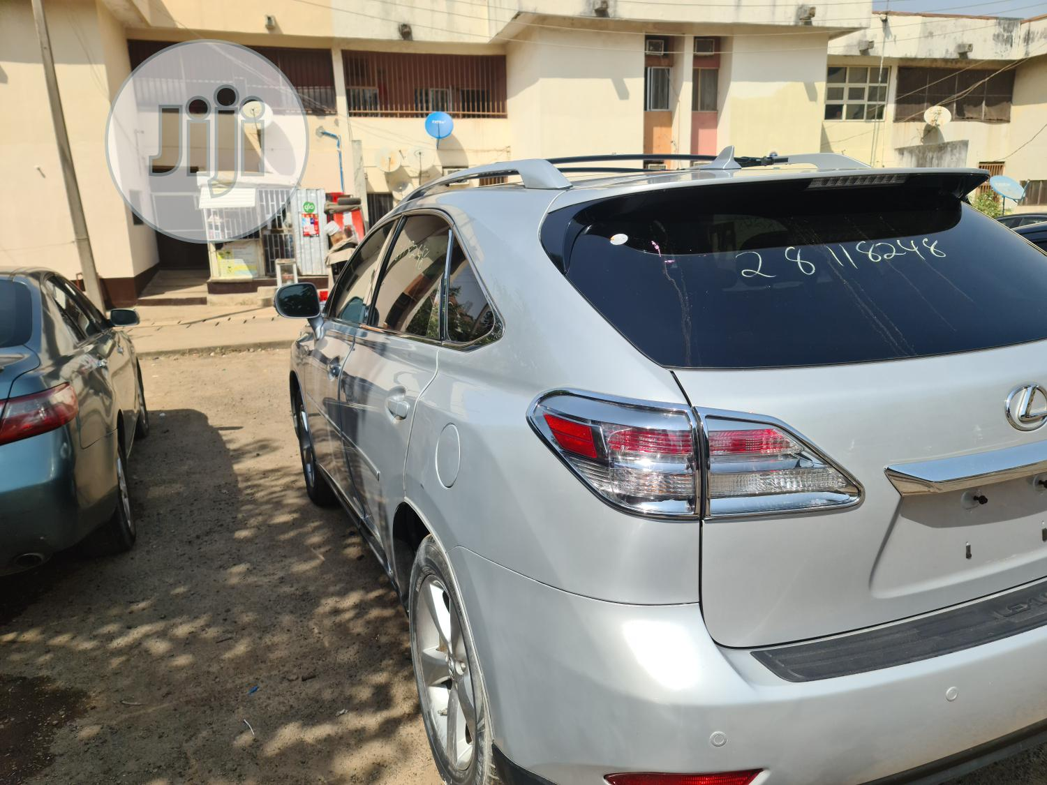 Lexus RX 2011 350 Silver | Cars for sale in Garki 2, Abuja (FCT) State, Nigeria