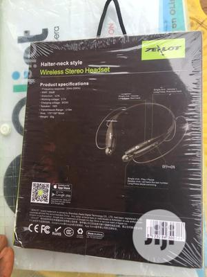 T9 Halter-neck Style Wireless Stereo Bluetooth Headset | Headphones for sale in Delta State, Uvwie