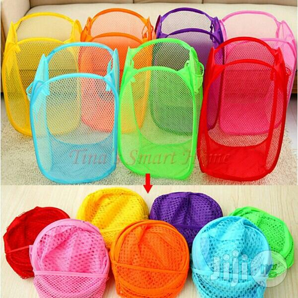 Wedding Souvenir Foldable Laundry Basket Set Of 100