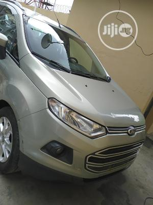 Ford EcoSport 2012 1.0 Gray   Cars for sale in Lagos State, Ikeja