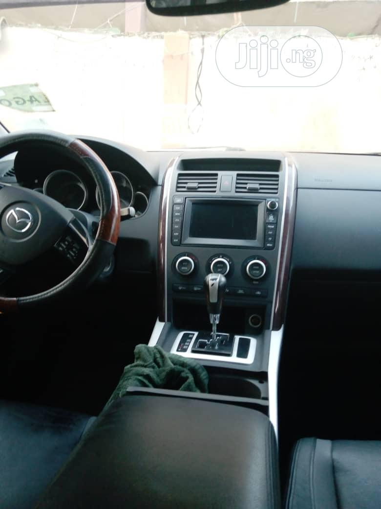 Mazda CX-9 2009 Blue | Cars for sale in Ikeja, Lagos State, Nigeria
