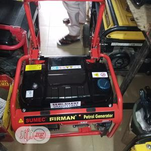 Sumec Firman 5.5kva Cooper Coil With 2 Yrs Warranty | Electrical Equipment for sale in Lagos State, Ojo