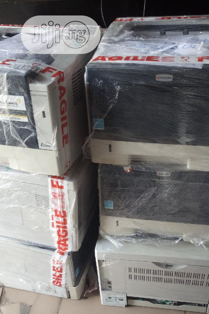 Kyocera Fs1370dn Printer B/W (Pay On Delivery) | Printers & Scanners for sale in Jos, Plateau State, Nigeria