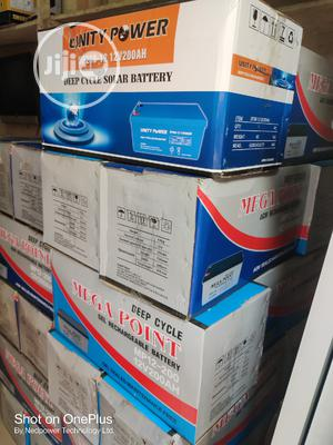 Megapoint 200ah Battery | Solar Energy for sale in Lagos State, Ojo