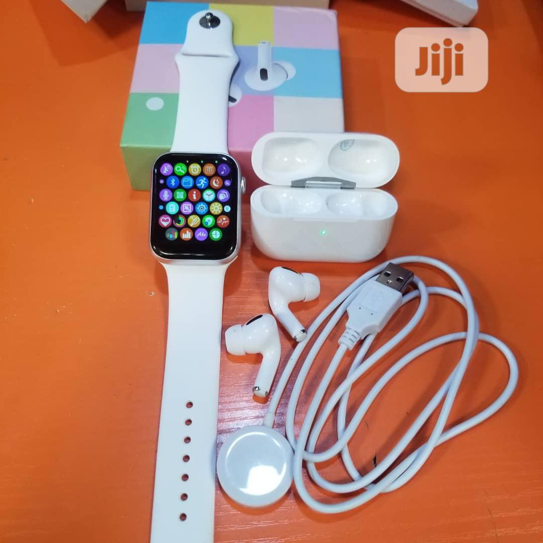 T500 Smartwatch Ad Airpod Pro