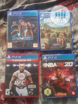 Ps4 Various Games | Video Games for sale in Imo State, Owerri