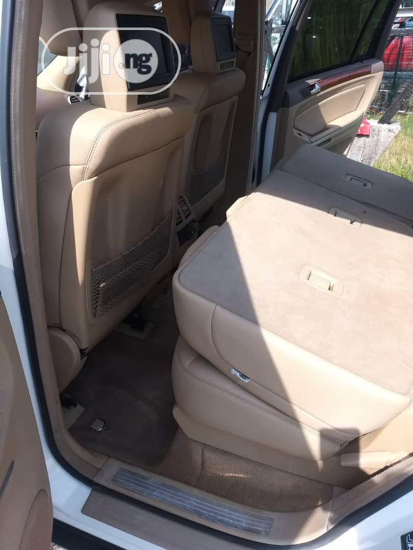 Mercedes-Benz GL Class 2008 GL 450 White   Cars for sale in Ajah, Lagos State, Nigeria