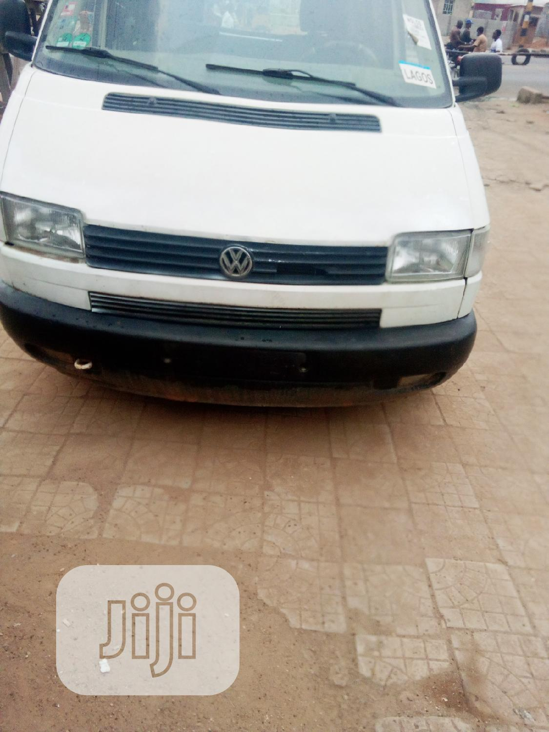 Volkswagen Transporter | Buses & Microbuses for sale in Isolo, Lagos State, Nigeria