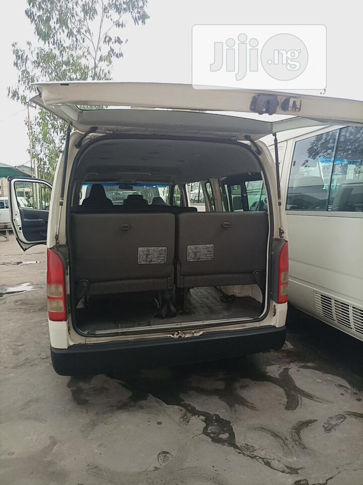 Nigerian Used Hummer 2 Bus 2015 | Buses & Microbuses for sale in Maryland, Lagos State, Nigeria