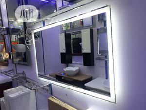 Executive Led Mirror With Time   Home Accessories for sale in Lagos State, Surulere