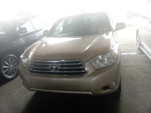 Toyota Highlander 2008 Limited Gold | Cars for sale in Lagos State, Apapa