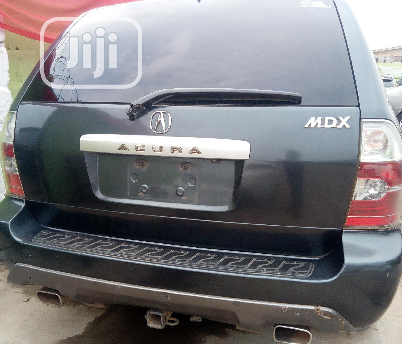 Archive: Acura MDX 2004 Gray