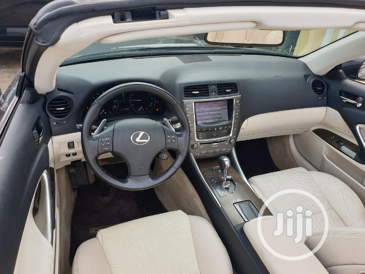 Lexus IS 2010 250 C Gray | Cars for sale in Surulere, Lagos State, Nigeria