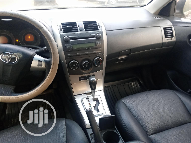 Toyota Corolla 2012 Black | Cars for sale in Amuwo-Odofin, Lagos State, Nigeria