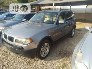 BMW X3 2005 3.0i Gray   Cars for sale in Abuja (FCT) State, Garki 2