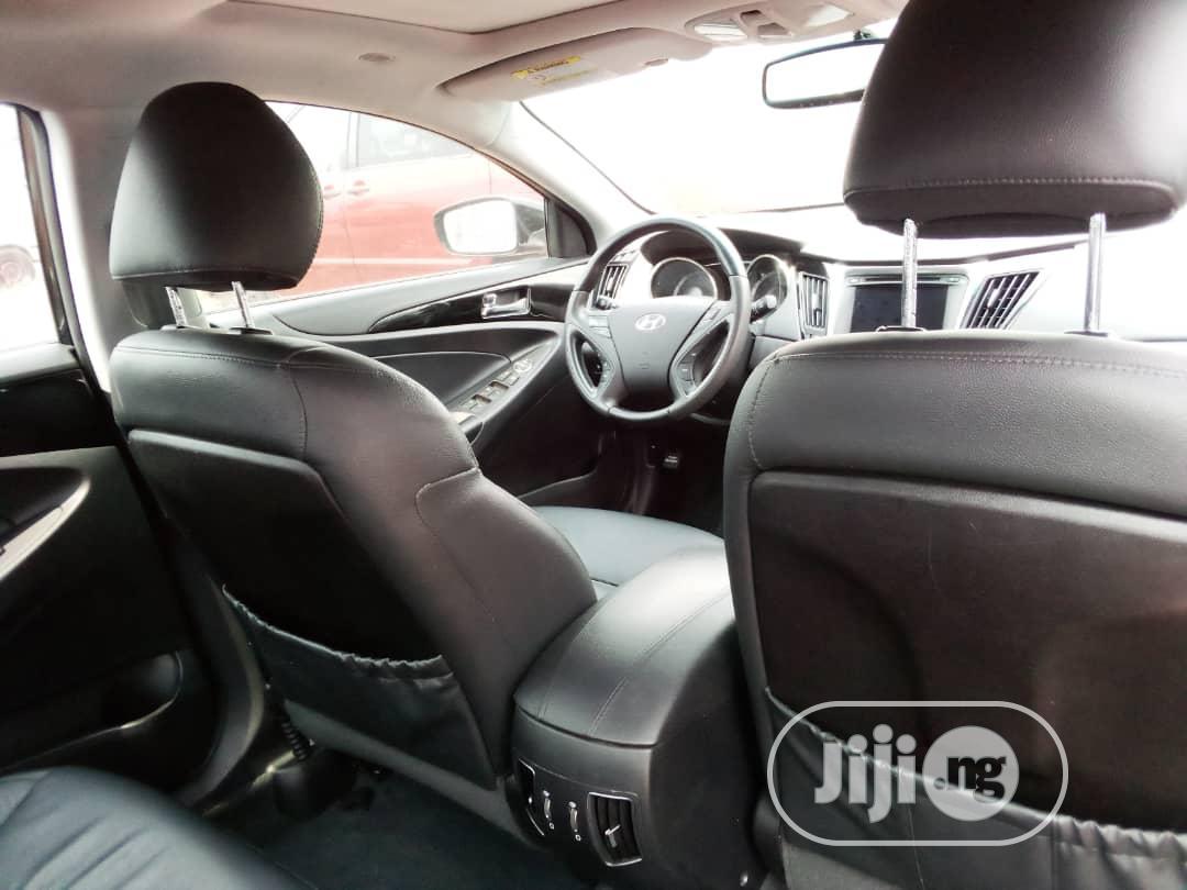 Hyundai Sonata 2012 Black | Cars for sale in Benin City, Edo State, Nigeria