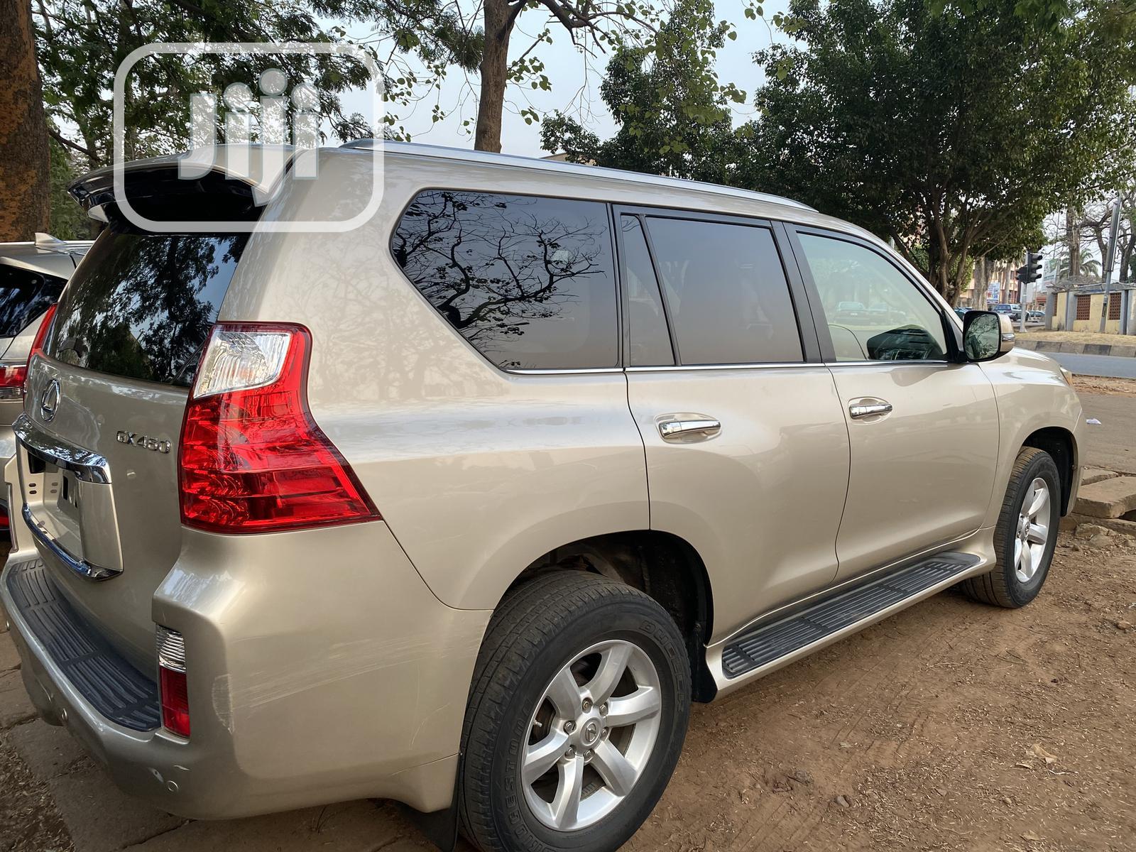 Lexus GX 2010 460 Gold | Cars for sale in Garki 2, Abuja (FCT) State, Nigeria