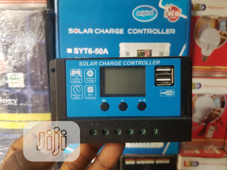 Pwm 30ahms Solar Charge Controller