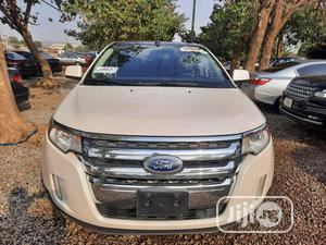 Ford Edge 2012 SE 4dr FWD (3.5L 6cyl 6A) White | Cars for sale in Abuja (FCT) State, Gwarinpa