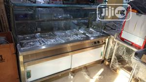 4 Bowels Bain Marie Without Glass   Restaurant & Catering Equipment for sale in Lagos State, Surulere