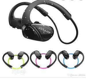 Zealot H6 Sport Wireless Waterproof Bluetooth Neckband   Headphones for sale in Lagos State, Ikeja