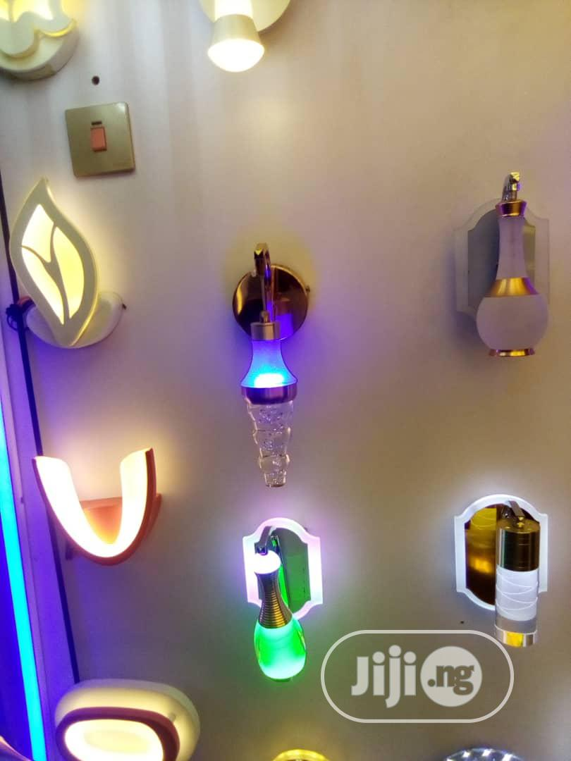 Beautiful Design Wall Bracket Light With Low Consumption | Home Accessories for sale in Magodo, Lagos State, Nigeria