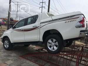 New Toyota Hilux 2019 Rugged 4x4 White | Cars for sale in Lagos State, Ajah