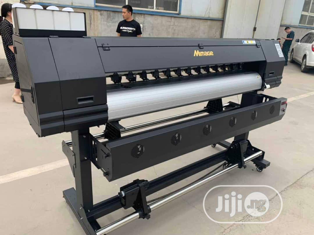 Minage Large Format Printer