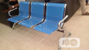 Quality 3in1 Airport Chair   Furniture for sale in Lagos State, Ikeja