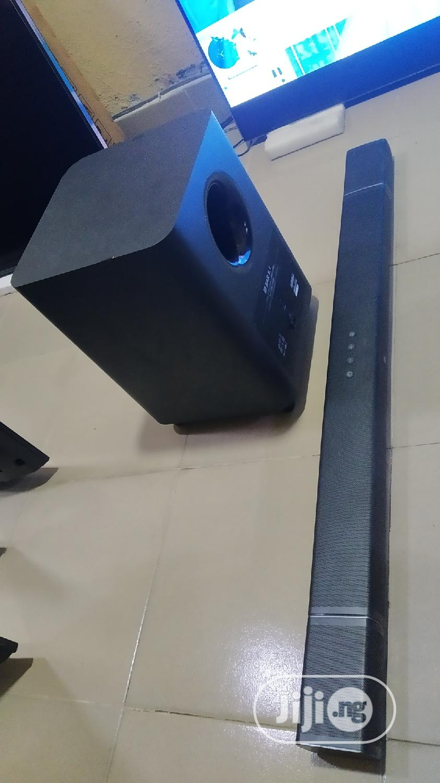 JBL Bar 5.1 Uhd 4k Soundbar With Wireless Subwoofer 510 Watt   Audio & Music Equipment for sale in Ojo, Lagos State, Nigeria