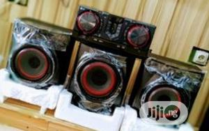 New LG Xboom Cj45(720W) Bluetooth Set Powerful Sound 2years | Audio & Music Equipment for sale in Lagos State, Ojo