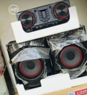 LG Xboom CJ44 (480W) Powerful Sound Set Bluetooth Original | Audio & Music Equipment for sale in Lagos State, Ojo
