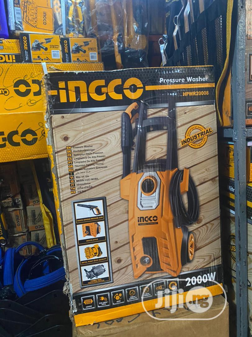 2000w Incco Pressure Washer