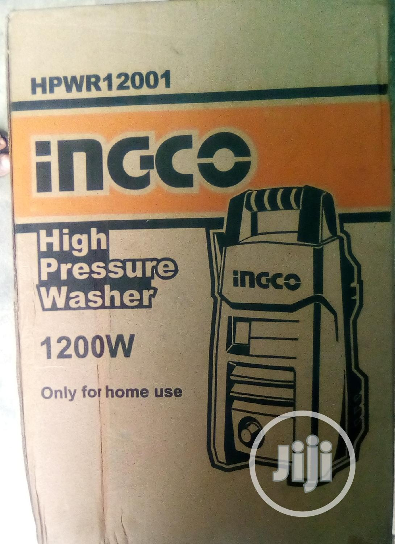 1200w Incco Pressure Washer