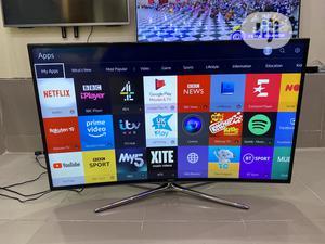 "48"" Samsung UE48JU6500 Curved 4K Ultra HD Smart LED TV | TV & DVD Equipment for sale in Lagos State, Surulere"