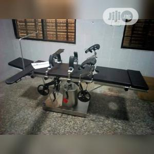 Major Stainless Quality Operating Table | Medical Supplies & Equipment for sale in Lagos State, Lagos Island (Eko)